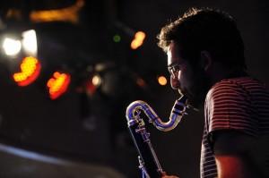 matteo pastorino italian jazz clarinetist based in paris