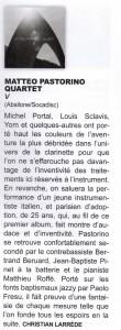 recensione V JazzNews